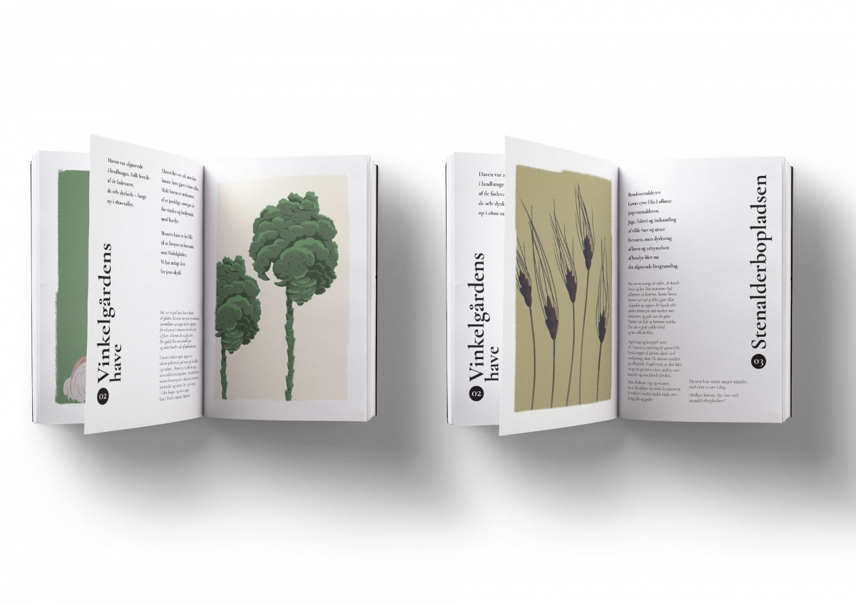 What they cultivated guide, more pages