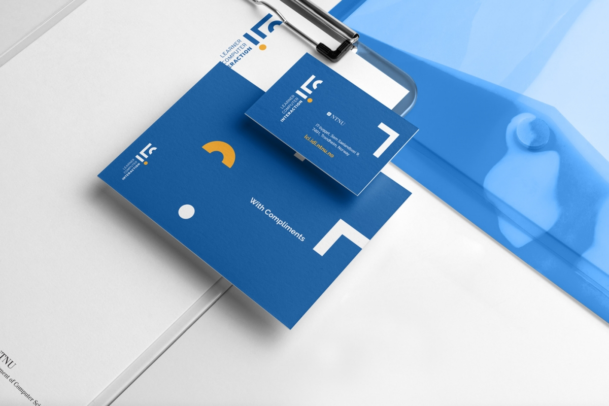 LCI stationery business cards, letterhead
